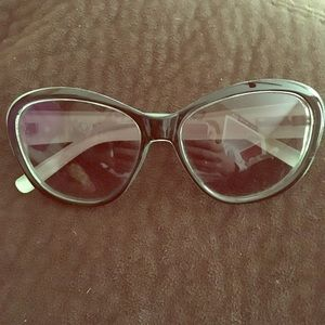 Nine West Cat Eye Sunglasses